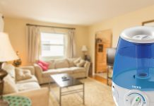 Humidificateur d'air Vicks