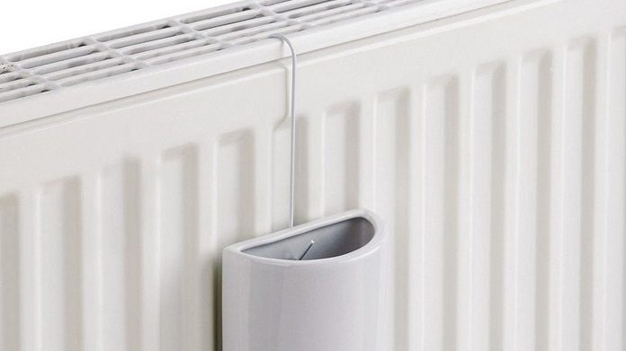 Humidificateur d'air de radiateur
